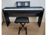 Numeric piano Yamaha P45-B (price negotiable)