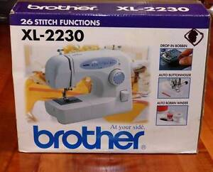 Brother Sewing Machine XL-2230 - NEW CONDITION Weetangera Belconnen Area Preview