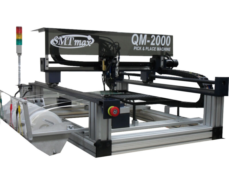 Pick and Place Machine QM2000