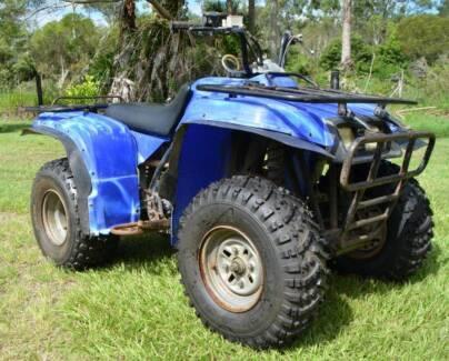 Yamaha  Bear Tracker Quad Bike