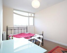 Bright Double Room in Brixton area
