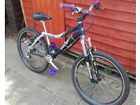 Once t raptor trials bike