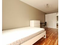 Single Bed in Rooms with bills included in 6-bedroom apartment in Camberwell