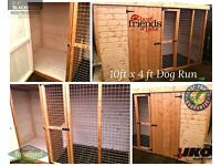 10ft x 4ft Dog Kennel and Run 🐕 Cattery🐈