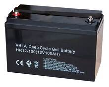 Deep Cycle Battery – 100Ah & 120Ah AGM Battery – Top Grade – NEW Sinagra Wanneroo Area Preview