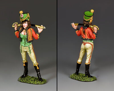 KING AND COUNTRY NAPOLEONIC The Hussar Hussie #1 Monique NA410