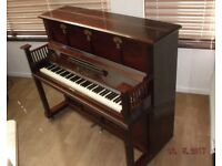 GEISSLER UPRIGHT PIANO