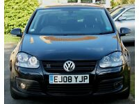 VW Golf TDi 170bhp GT Sport. Excellent condition, reliable, economic car with full service history