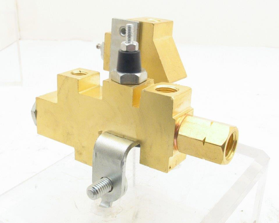 Mopar Disc Brake Proportioning Valve Amp Metering Valve For