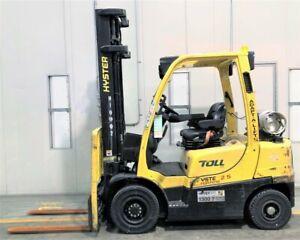 H10902 2.5T LPG Counterbalance Forklift Acacia Ridge Brisbane South West Preview