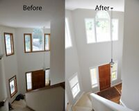 PROFESSIONAL PAINTING IN OAKVILLE AND SURROUNDING AREA BOOK NOW!