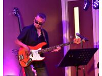 Pro Bassist plays both Electric & Upright also backing Vocals.Is available for paid work