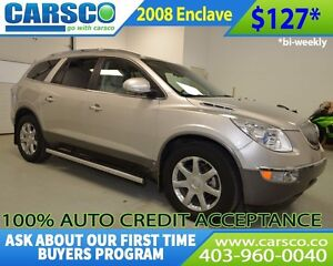 2008 Buick Enclave $0 DOWN BI WEEKLY PAYMENTS $127