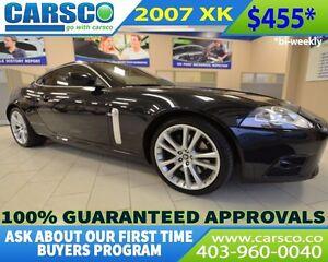 2007 Jaguar XK XKR SUPERCHARGED
