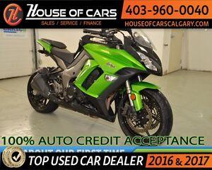 2011 Kawasaki Ninja $0 DOWN BI WEEKLY PAYMENTS $51