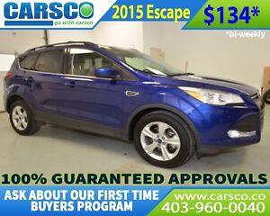 2015 Ford Escape SE 4X4