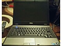 Dell Latitude E5410 i5 laptop with DVD drive and Open Office installed