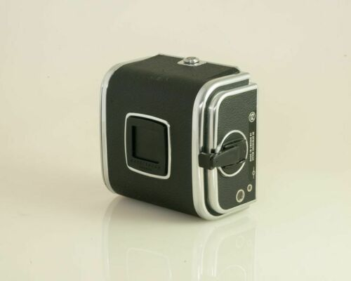 Hasselblad A12 Type III Chrome 6x6 120 Film Back Holder