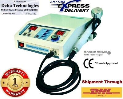 Home Use Physiotherapy Ultrasound Therapy Unit Pain Relief Therapy Machine