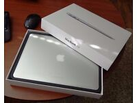 "Macbook AIR 13"" 2015 - i7- 8GB - 512GB . apple care , Office 2016 - Adobe , Final cut"