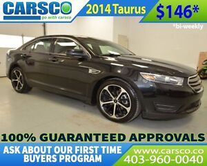 2014 Ford Taurus $0 DOWN BI WEEKLY PAYMENTS $146