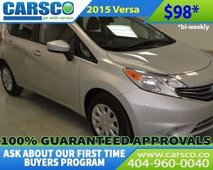 2015 Nissan Versa Note 1.6 SV, LOCAL, NO ACCIDENTS $94.31B/W*