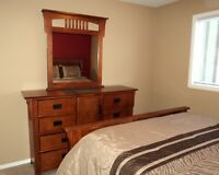 Furnished 2 Bdrm Suite - 12A Ironside St - Available February 1!