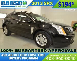 2013 Cadillac SRX 4 Luxury 4x4