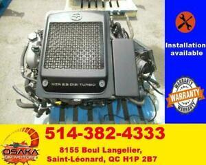 JDM 2006-2012 Mazda Cx7 2.3L Turbo Engine L3-VDT DISI MazdaSpeed 3 Motor Turbo