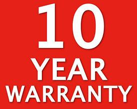 Combi gas boiler + Installation + 10 year warranty
