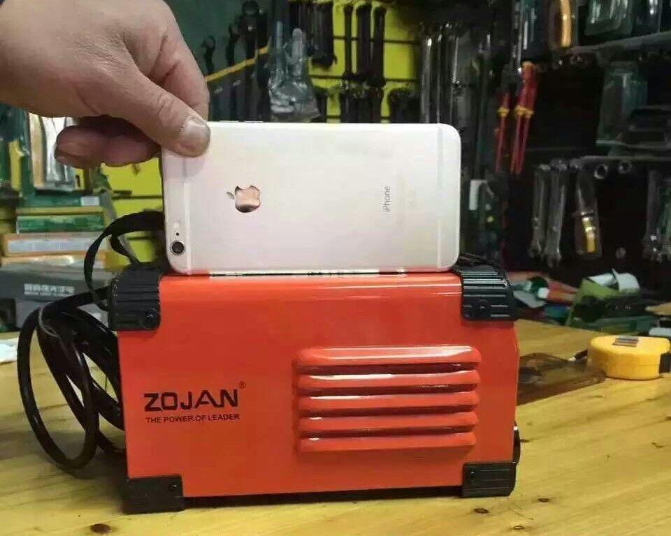 Zojan 20 250a 220v Small Household Mini Inverter Dc Manual
