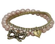 Vintage Diamante Bracelet