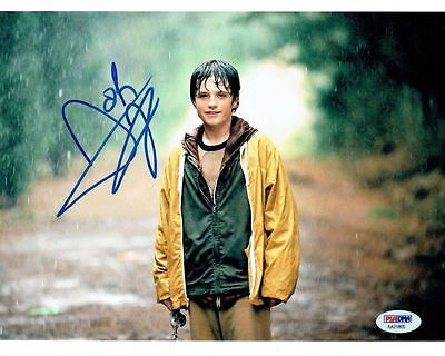 Josh Hutcherson Signed Authentic Autographed 8X10 Photo Psa Dna  Aa21805