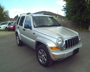 2006 Jeep Liberty LIMITED  Cambridge Kitchener Area image 8