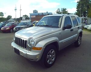 2006 Jeep Liberty LIMITED  Cambridge Kitchener Area image 2