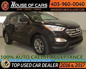 2016 Hyundai Santa Fe $0 DOWN BI-WEEKLY PAYMENTS $192
