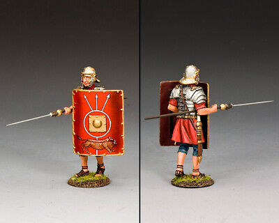 KING COUNTRY ROMAN EMPIRE ROM056 ADVANCING LEGIONARY WITH PILUM - $58.00