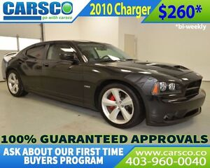 2010 Dodge Charger $0 DOWN BI WEEKLY PAYMENTS $260