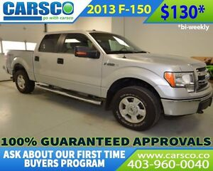 2013 Ford F-150 $0 DOWN BI WEEKLY PAYMENTS $130