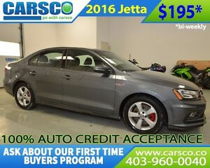 2016 Volkswagen Jetta $0 DOWN BI WEEKLY PAYMENTS $195
