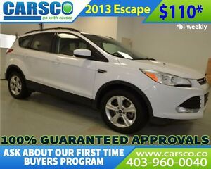 2013 Ford Escape $0 DOWN BI WEEKLY PAYMENTS $110