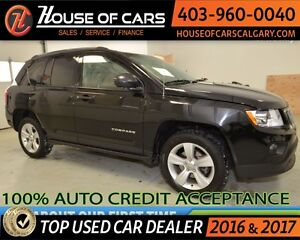 2013 Jeep Compass $0 DOWN BI WEEKLY PAYMENTS $104