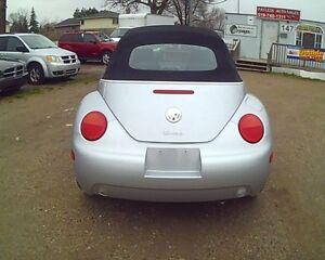 2004 Volkswagen Beetle Cabriolet GLX Cambridge Kitchener Area image 5