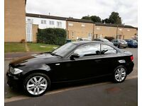 BMW 1 Series 120D Coupe 2008