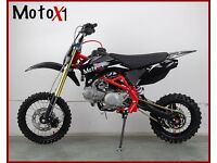 MotoX1 brand new 140cc pitbike dirt bike 2017