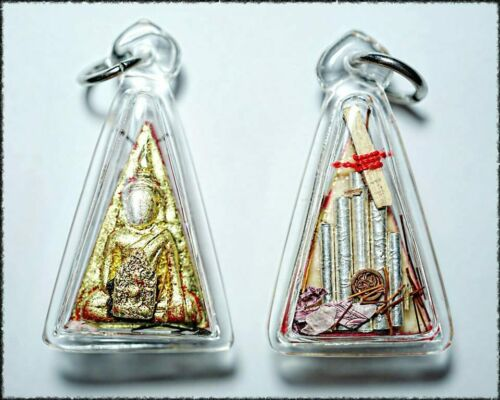 Nang Phaya Funda batch 6 Phra Arjarn O Thai Amulet Good luck Wealth Love Charm