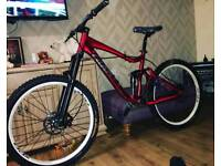 Giant aluxx 6000 downhill mountain bike