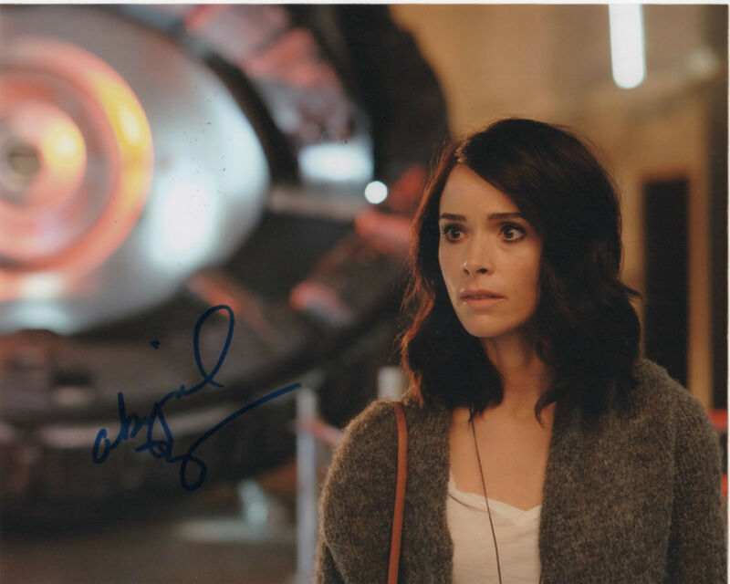 Abigail Spencer Timeless Autographed Signed 8x10 Photo COA  #12