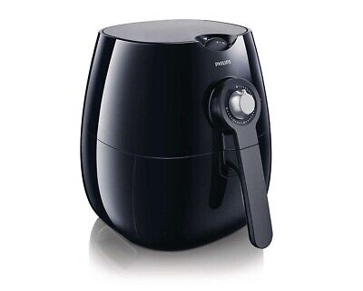 NEW Philips Double Layer Airfryer HD9226/23 0.8 kg 1425W - Black
