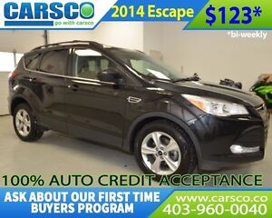 2014 Ford Escape $0 DOWN BI WEEKLY PAYMENTS $123